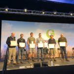 Soil Farmer of the Year Winners 2021 at Groundswell